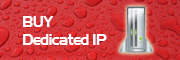 Buy Dedicated IP
