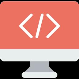 Web development logo png