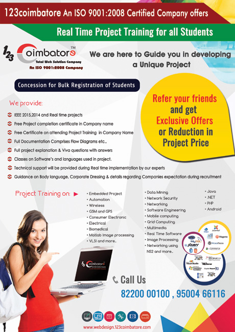 123Coimbatore Project Training
