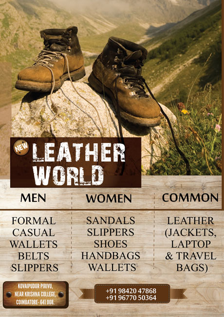 New Leather World