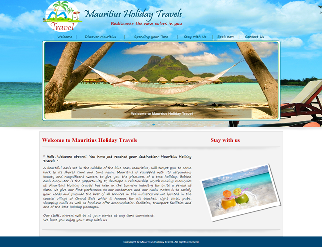 Mauritius Holiday Travels