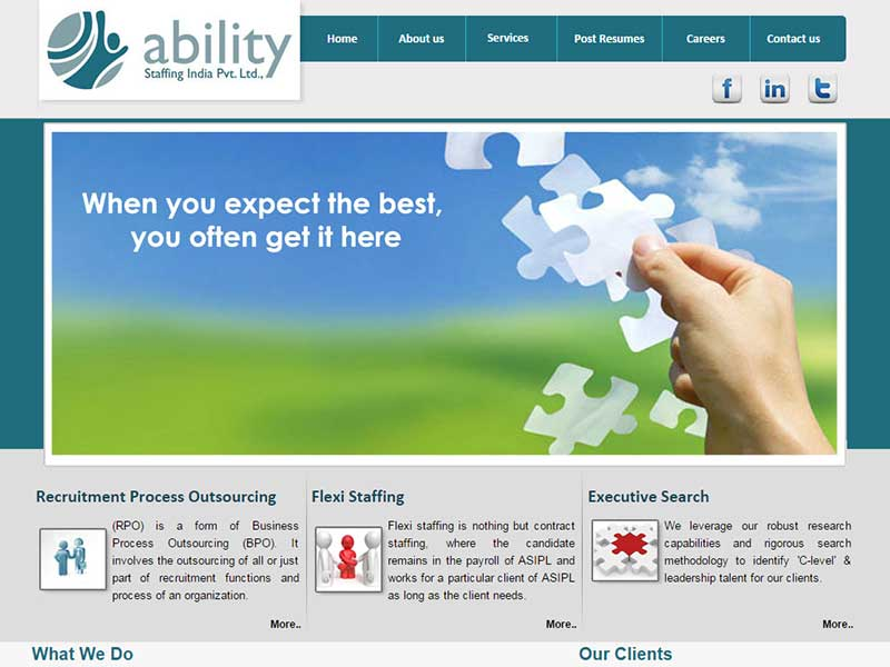 Ability Staffing India Pvt.Ltd