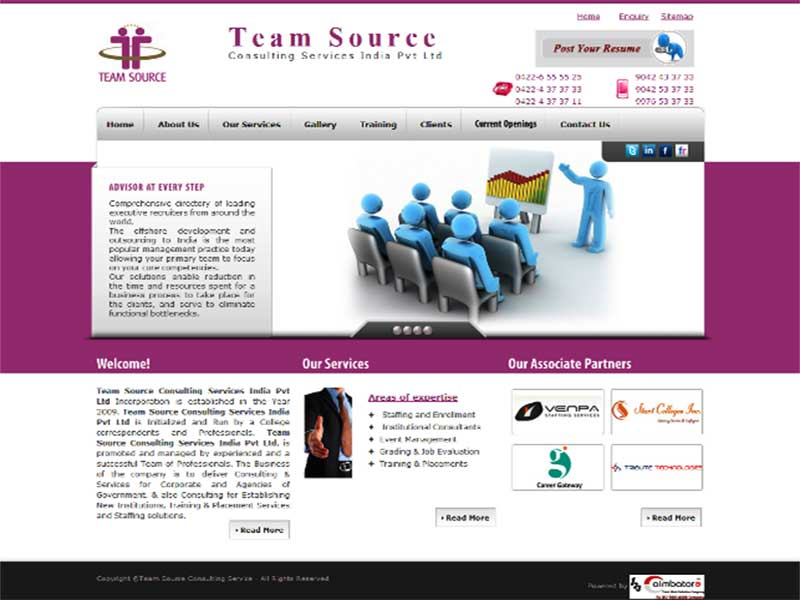 Team Source Consulting Services