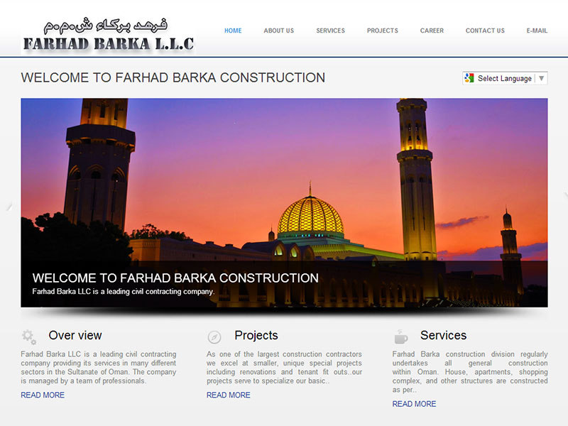 Farhad Barka Construction