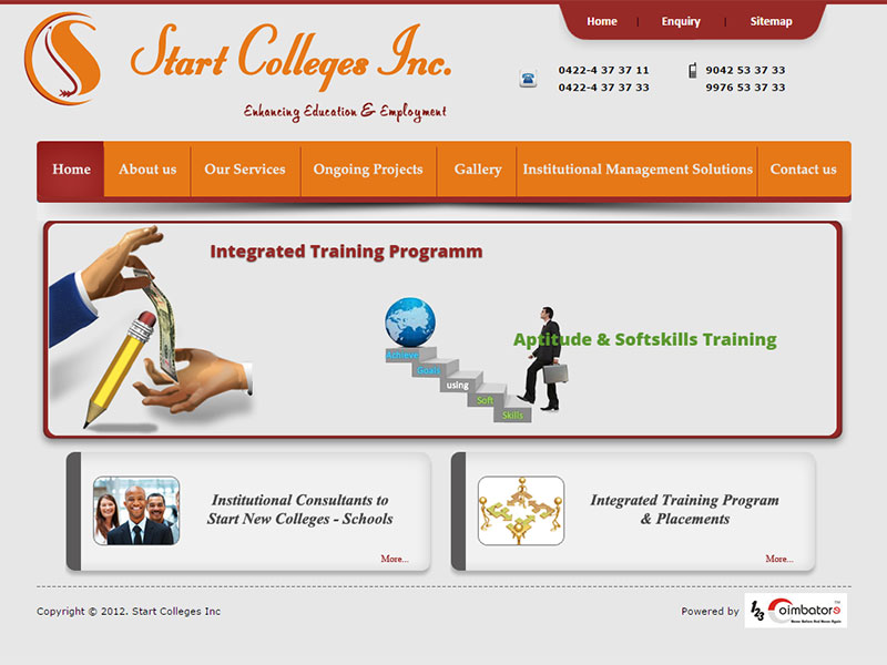 Start Colleges Inc