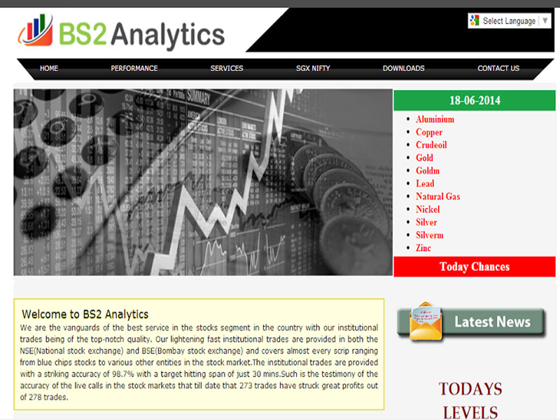 BS2 Analytics