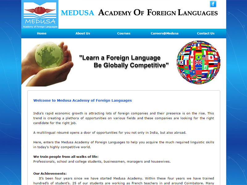 Medusa Academy of Foreign Languages