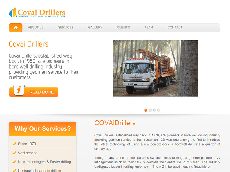 Covai Drillers