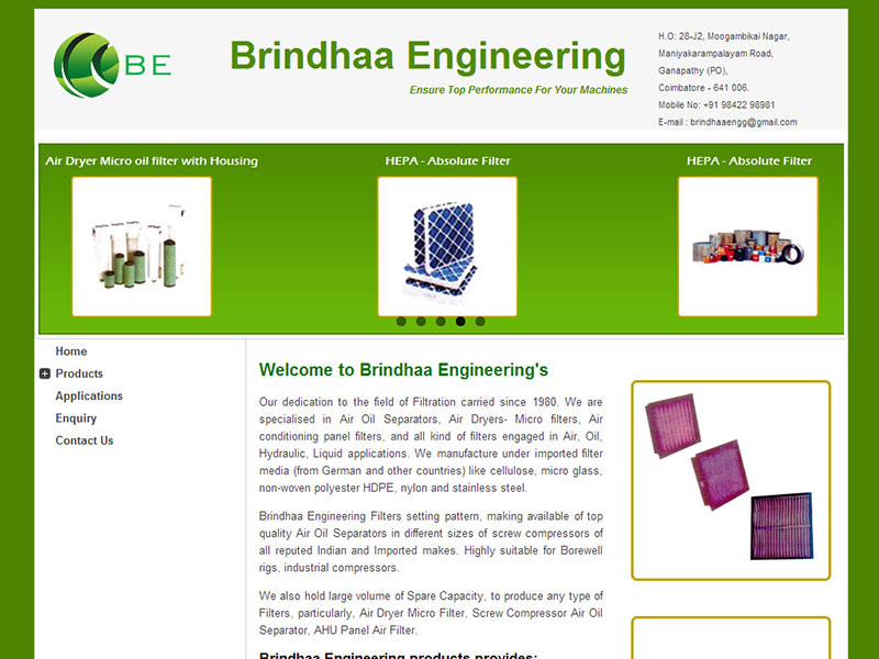 Brindhaa Engineering