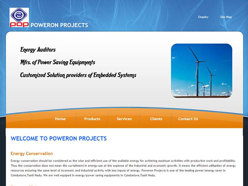 Poweron Projects