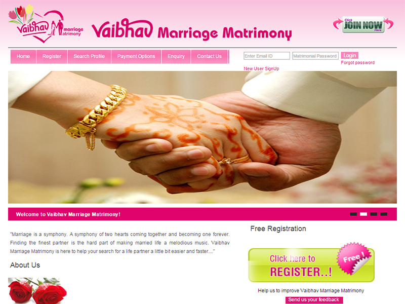 Vaibhav Marriage Matrimony