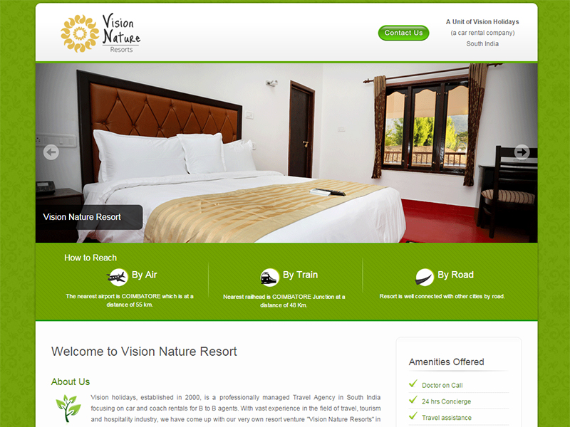 Vision Nature Resort